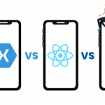 ReactNative Vs Flutter Vs Xamarin