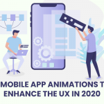mobile app animation